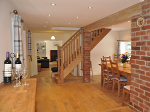 Holiday Cottage at Manor Bedw, near Narberth in Pembrokeshire
