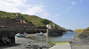 Porthgain in Pembrokeshire