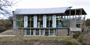 Welsh Wildlife Centre in Pembrokeshire