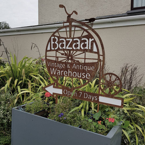 Bazaar Vintage & Antique Warehouse