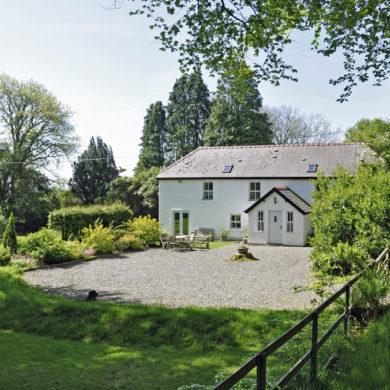 Manor Bedw Holiday Cottage near Narberth Pembrokeshire