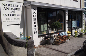 Narberth Antiques & Interiors